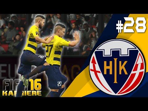 [Dansk] FIFA 16: Hobro i England! | Afsnit 28: TILBAGE PÅ SPORET! (Oktober 2019)