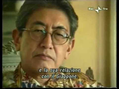 Nagisa Oshima intervistato da Gil Rossellini (parte 1 di 3)