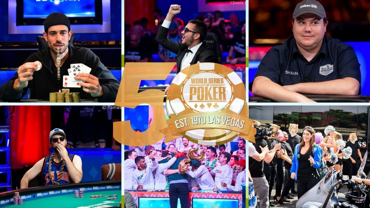 Highlights & Bloopers from the 2019 World Series of Poker
