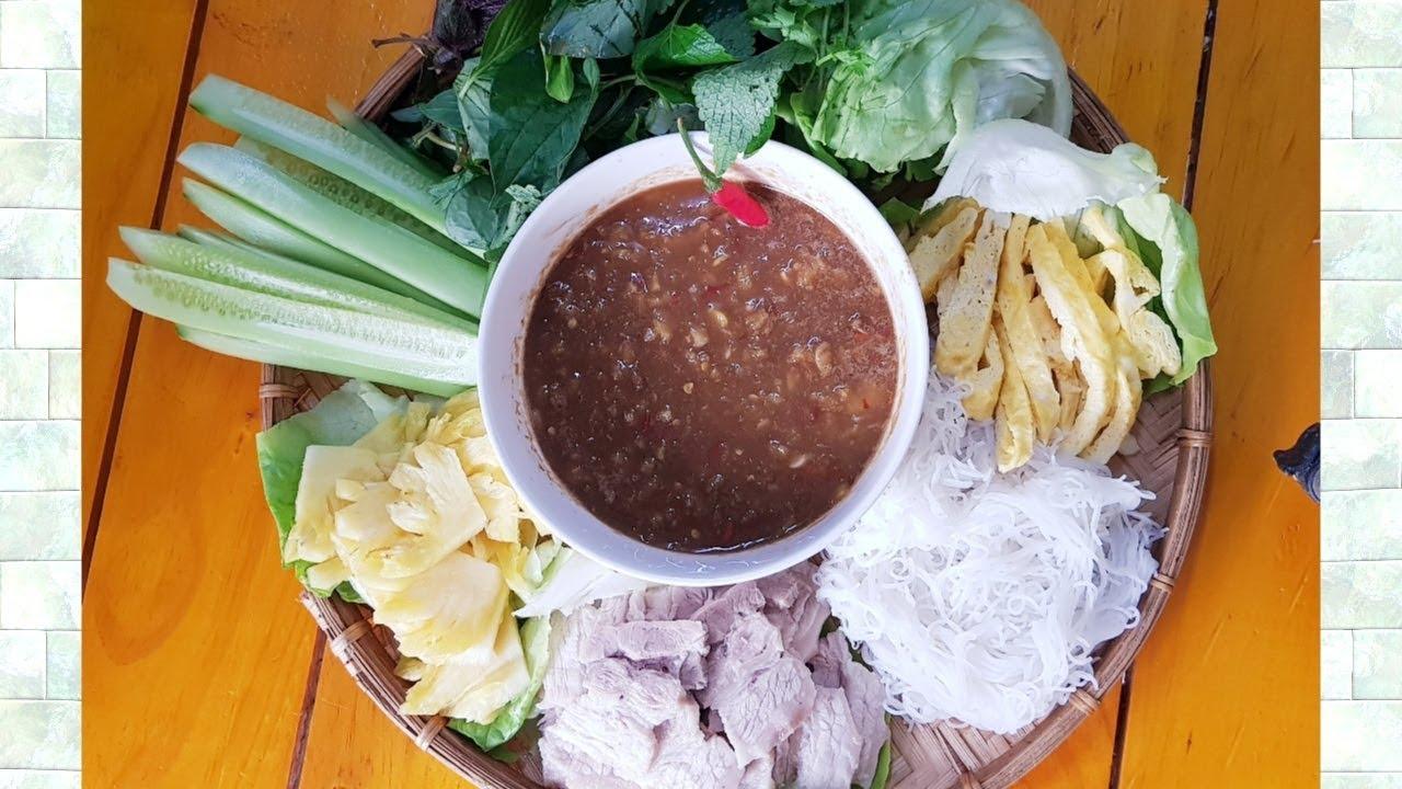 Mắm Nêm || Cách làm chấm thịt luộc cuốn rau sống- gỏi cuốn ngon đơn giản ||Thanh Tâm Food