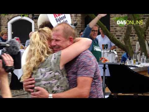 Peter vraagt vriendin ten huwelijk tijdens Tieëkezinge Kirchroa