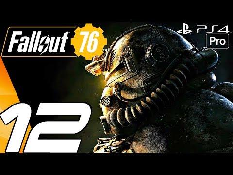 FALLOUT 76 - Gameplay Walkthrough Part 12 - (Full Game) PS4 PRO thumbnail
