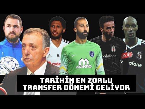BEŞİKTAŞ'IN TRANSFER GERÇEKLERİ VE EKONOMİK DARBOĞAZ !!