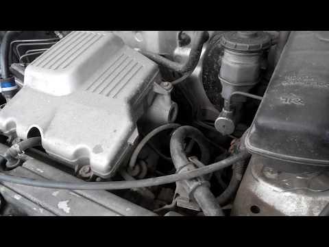 Honda CR V RD1 не заводится с 1 раза (по утрам) после простоя