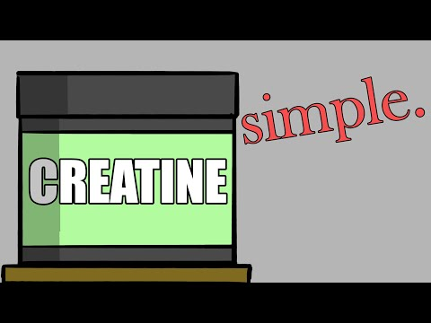 How To Take CREATINE Build Muscle and Strength  Loading and Cycling
