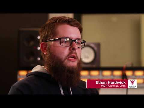 Ball State's Music Media Production Program