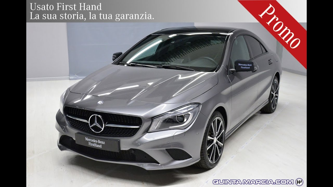 mercedes benz classe cla 220 cdi automatic sport youtube. Black Bedroom Furniture Sets. Home Design Ideas
