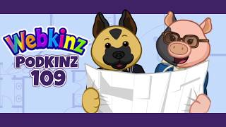 Webkinz Podkinz Ep 109: Moving Rooms!