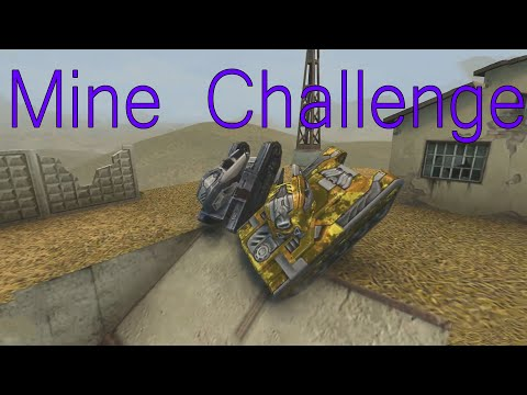 TankiChallange Gameplay #85 @ Noise w/ Isida & Hornet [Mines Only]