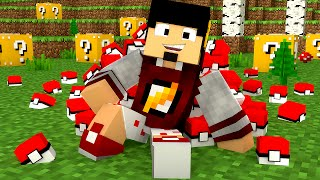 Minecraft: ESCADONA - POKEBOLLA ‹ AMENIC ›