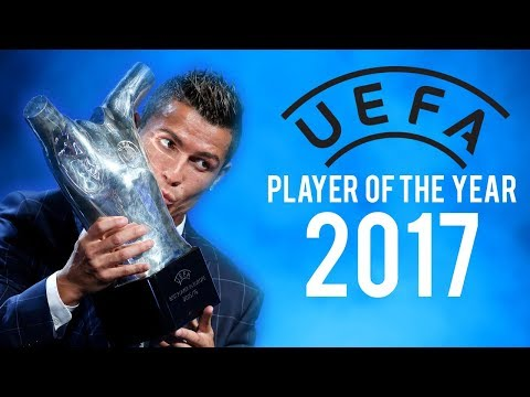 Cristiano Ronaldo • UEFA Player of the Year 2017 • Best Goals & Skills