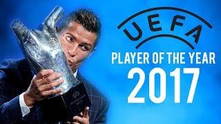 Cristiano Ronaldo • UEFA Player of the Year 2017 • Best Goals & Skills