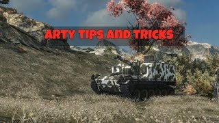 WOT Arty Tips and Tricks