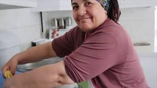 """Подробный турецкий рецепт """"Су берек"""" от моей соседки/Su böreği tarifi"""