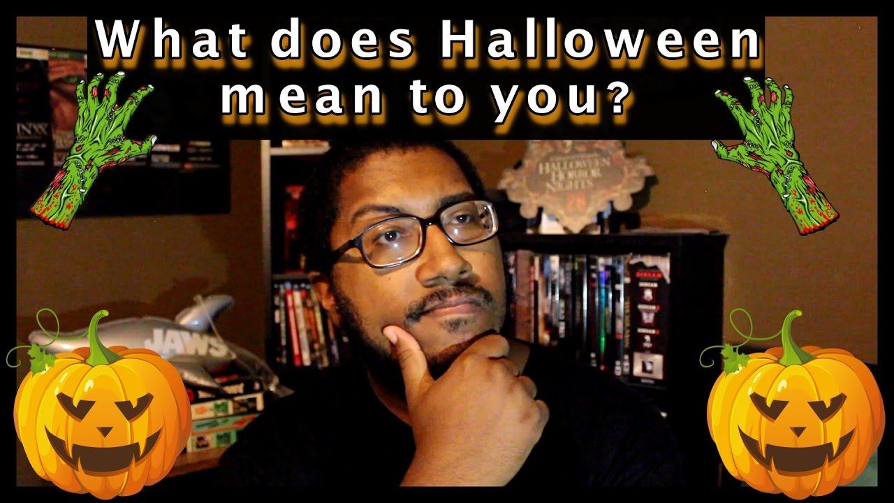 What does halloween mean to you - YouTube