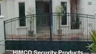 Fence Contractors, Security Fences, Gates, Himco, Los Angeles Ca