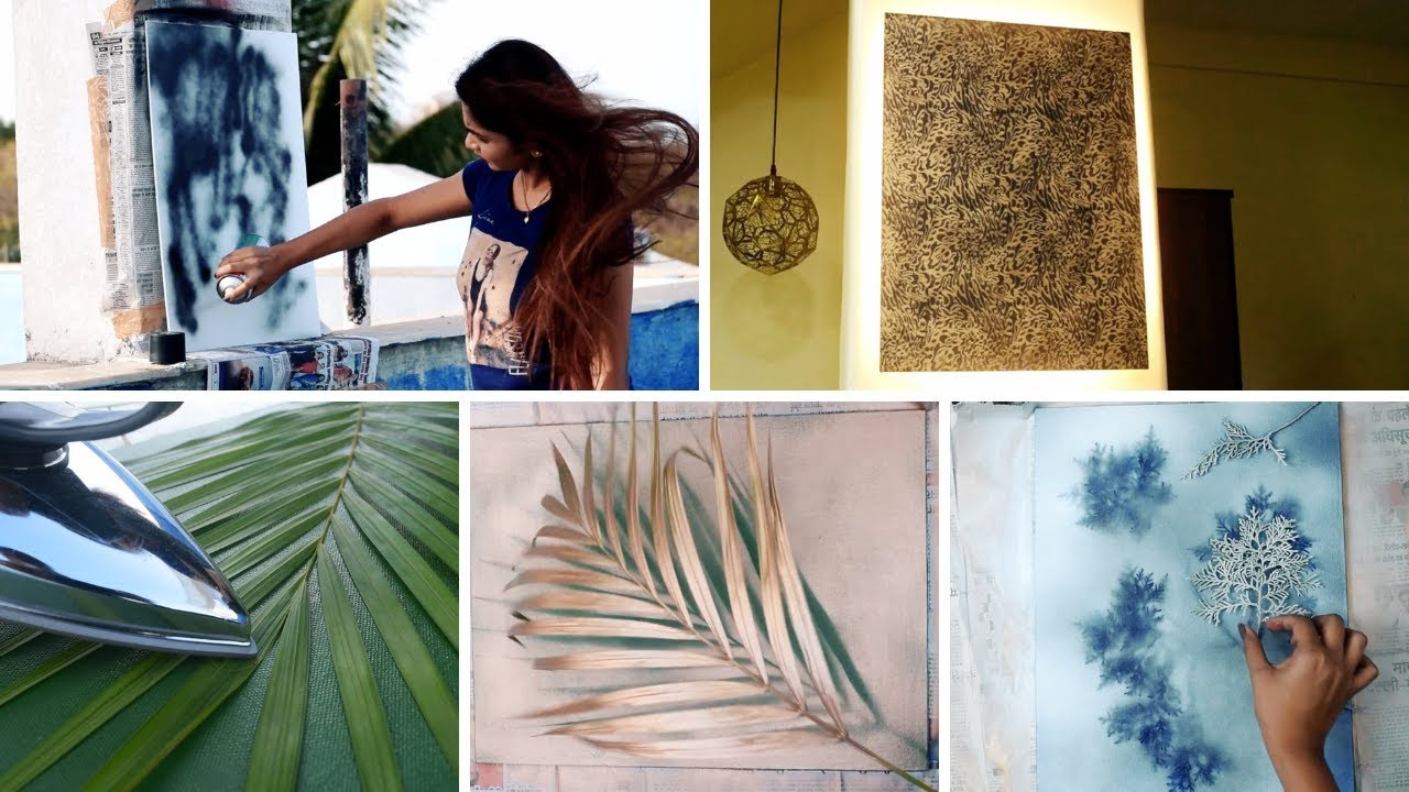 Crazy Genius DIY Home Decor Ideas With Spray Paints