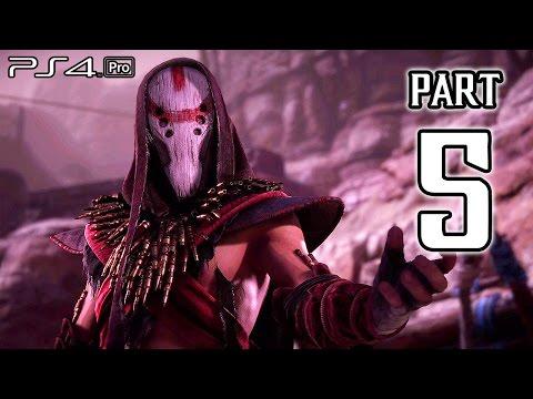 Horizon Zero Dawn Walkthrough PART 5 (PS4 Pro) No Commentary Gameplay @ 1080p HD ✔