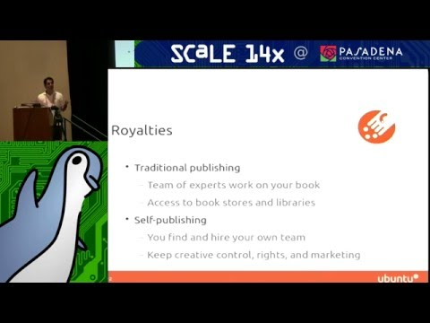 Writing and Publishing Books with Free Software