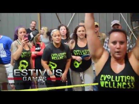 Festivus Games 10/15/2015 / Okie CrossFit / Tulsa, Oklahoma