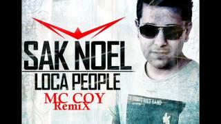 Dj haythem mc coy loca people remix 2012