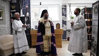 Слово Владыки на освящении библиотеки г. Арсеньева