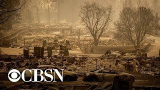 Why California's wildfires are so hard to fight