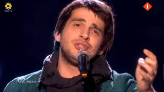 Eurovision 2010 Hd Oslo - Peter Nalitch -  Friends Lost And Forgotten - Russia