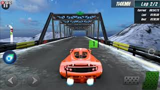 Ice Rider Racing Cars - Winter Speed Car Race - Android Gameplay FHD #3