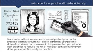 Protect Your Practice With Network Security