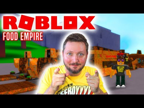 BRØD = PENGE💲💲! - Roblox Food Empire Dansk