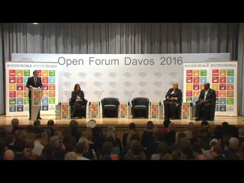 Davos 2016 - A Social Contract to Transform Our World by 2030
