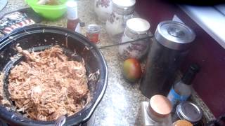 Shredded BBQ Hawaiian Pork by Jus4SweetZ