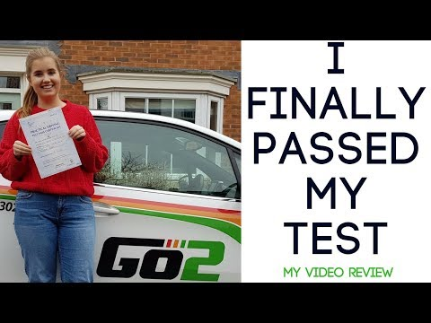 Maia's Review After Passing Her Test | Dealing With Anxiety & Stress