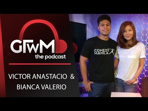 GTWM S05E075 - Victor Anastacio and Bianca Valerio talks Moving on and Basics of attraction.