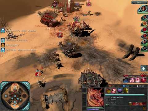 Warhammer 40000 dawn of war ii chaos rising