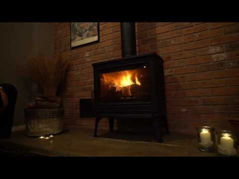 ACR Stoves Larchdale 9kw Woodburning Stove