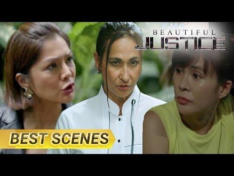 Beautiful Justice: Ang pasabog ng mga primyadong bisita | Best Scenes
