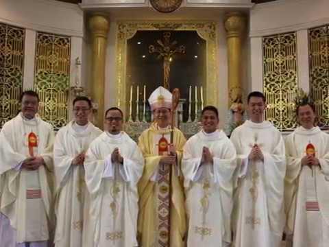 Presbyteral Ordination [June 3, 2017] SJ-Philippine Province