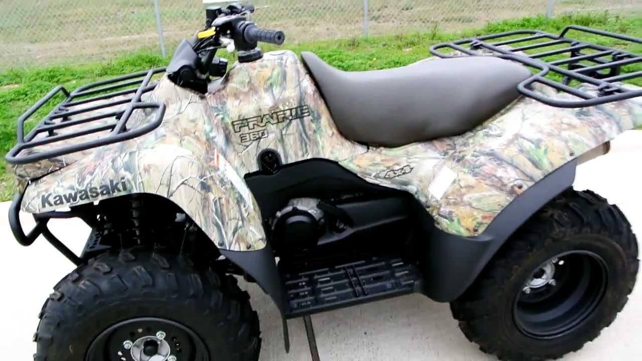 Kawasaki Kvf360 Prairie 4x4 2003