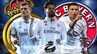 ИСКО ПОСАДИЛ БЭЙЛА НА СКАМЕЙКУ | Реал Мадрид - Бавария