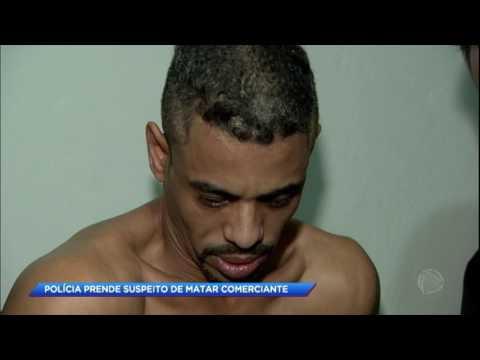 Polícia prende suspeito de matar comerciante na Grande São Paulo