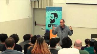 """ד""""ר מיכה גודמן בהרצאת הפתיחה: חידת הימין והשמאל בישראל"""