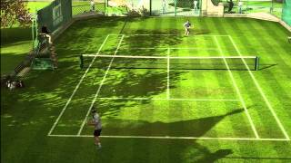 Top Spin 3 - Roger Federer vs. Andy Murray