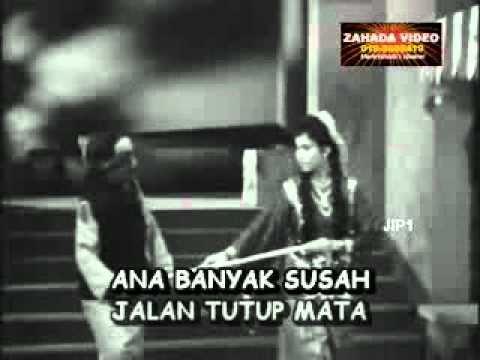 APEK DAN MARJINA - lagu versi filem Ali Baba Bujang Lapuk  nyanyian Normadiah & Ahmad C.