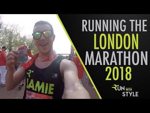 The London Marathon 2018   Hottest London Marathon