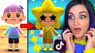 Testing VIRAL ANIMAL CROSSING TikTok Life Hacks to See if They Actually Work 2