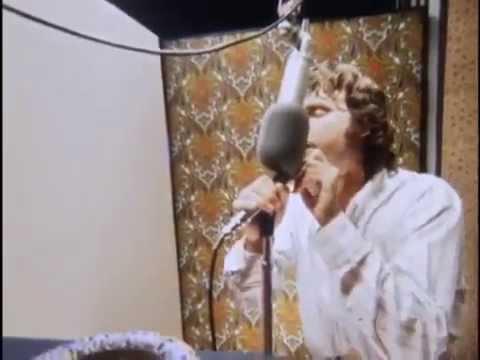 The Doors New Footage Recording Wild Child 1968