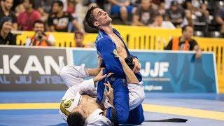 Gui Mendes Vs Paulo Miyao | IBJJF Worlds 2014 | Art Of Jiu Jitsu Academy