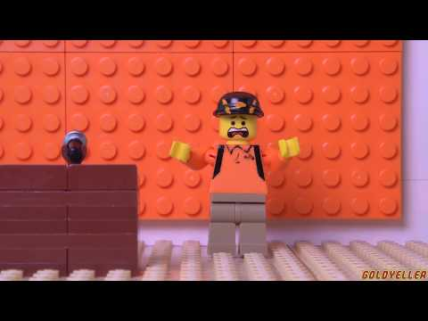 I'M A MAN, I'M 40 (Lego)